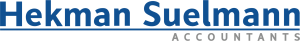 Logo Hekman Suelmann Accountants BV